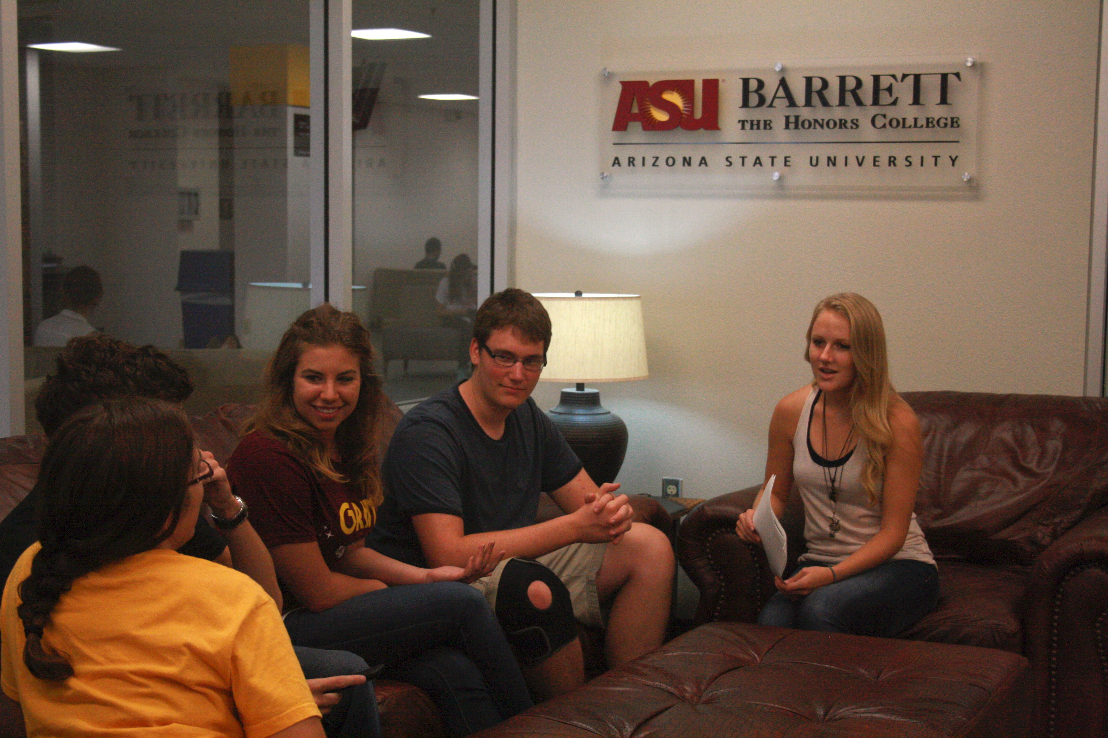 Honors Students At Arizona State Universitys Polytechnic Campus Will Have A Larger And Improved Place To See Advisors Study Meet With The Opening Of
