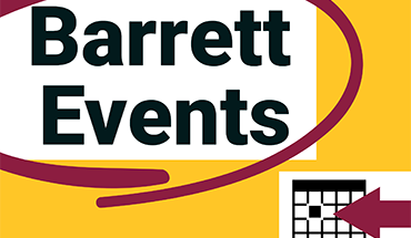 Barrett Events with calendar icon