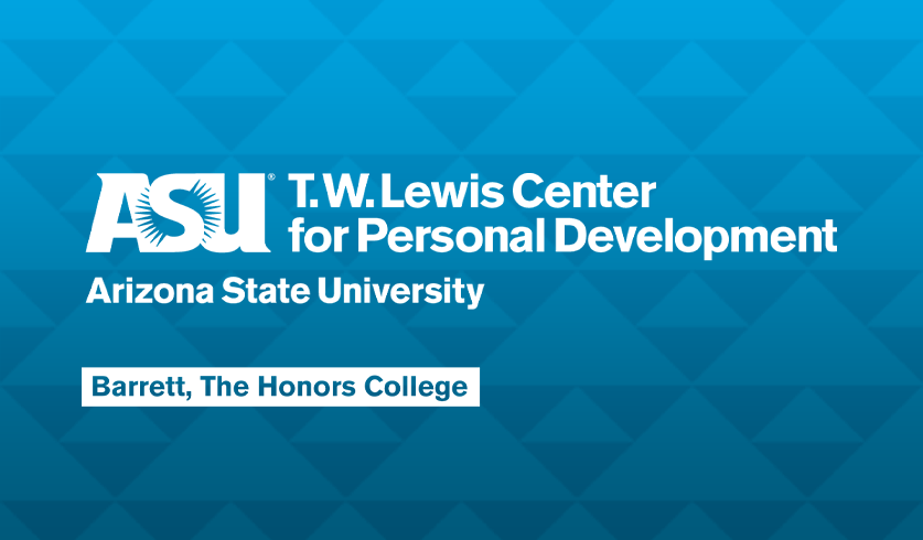 T.W. Lewis Center for Personal Development Event
