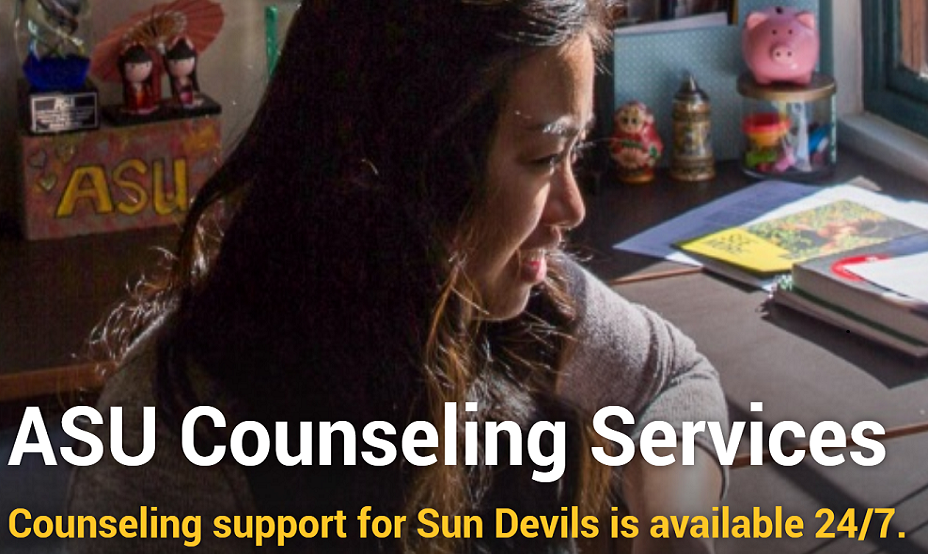 Wellness - ASU Counseling