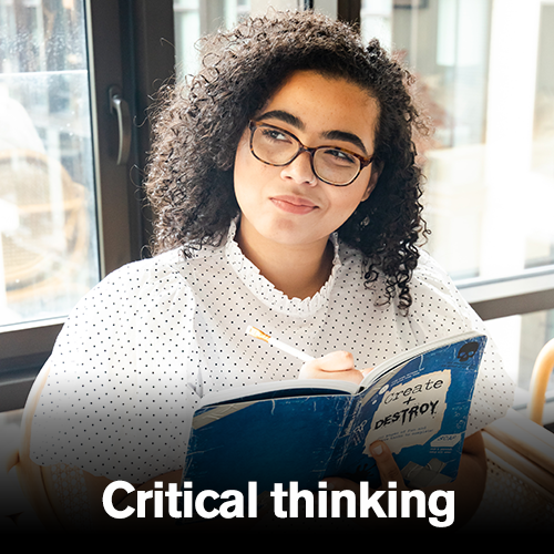 Linkedin Learning - Critical Thinking Recommendation