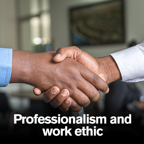 Linkedin Learning - Provessional and Work Ethic Recommendation