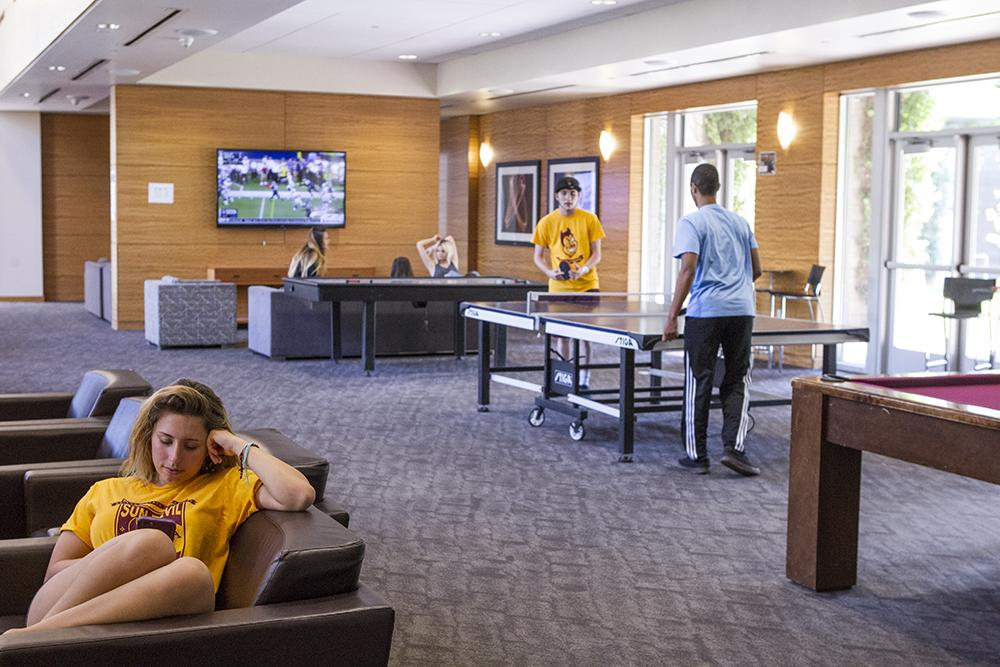 Honors Hall Lounge