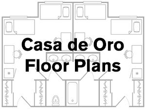 Casa de Oro Floor Plan