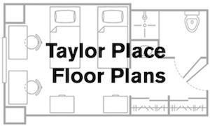 Downtown Taylor Place Floor Plans