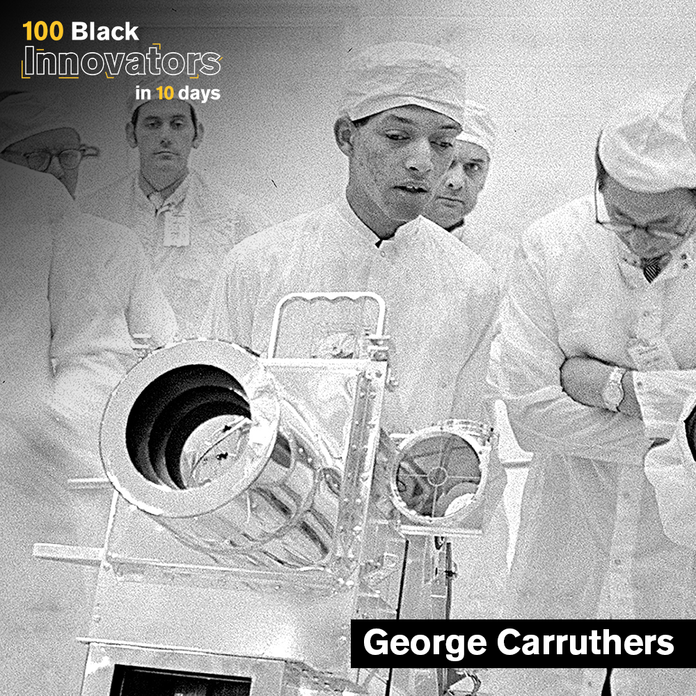 George Carruthers