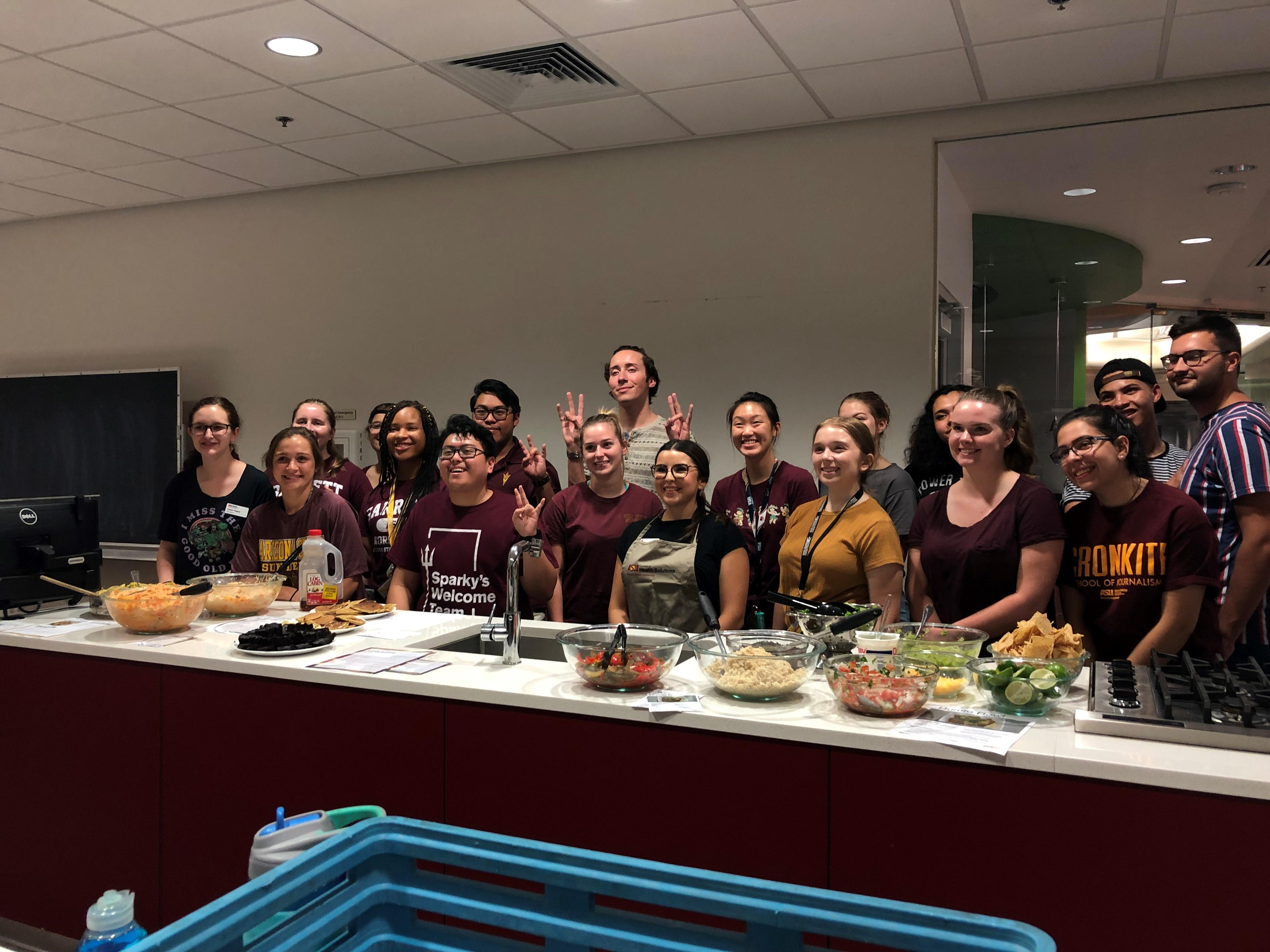 Mindful Monday Cooking Class