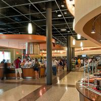 Tempe dining chef station